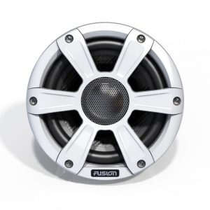 "Fusion FL65SPW 6.5"" 230W Marine Signature Series Sports White Loudspeakers with LED"