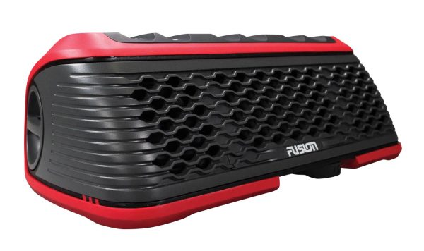 Fusion Stereo Active Waterproof Stereo - Red