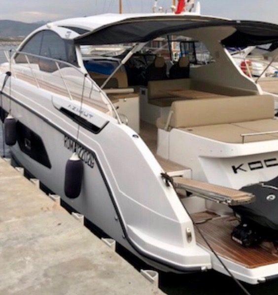 Azimut Atlantis 43 Sports Cruiser For Sale Total Boat Sales