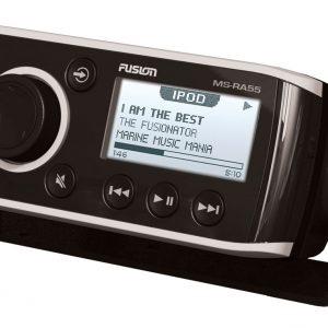 Fusion RA 55 Series AM/FM Radio Receiver c/w Bluetooth - 4 Channel