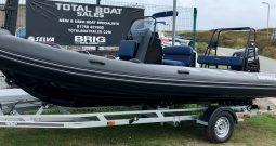 New BRIG Navigator 610 'Custom' + Suzuki 140hp RIB for Sale