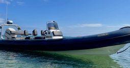 Humber Offshore 800 + Evinrude E-TEC 300hp RIB For Sale
